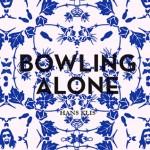 Bowling Alone artwork van Studio Vruchtvlees voor Das Magazin.